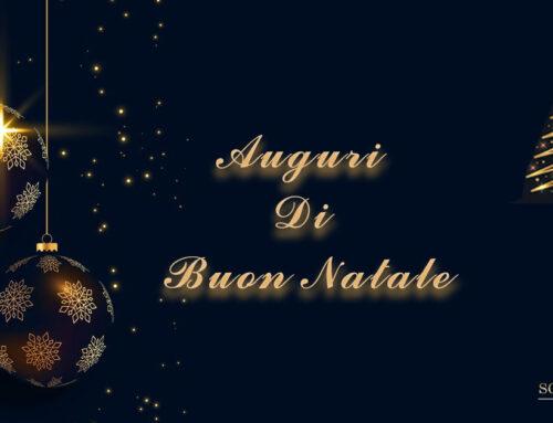 Gli auguri di Natale dello Studio e del Prof. Scicchitano 2020