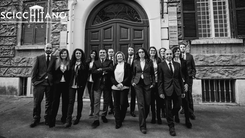 avvocato cassazionista roma studio legale scicchitano - foto di gruppo